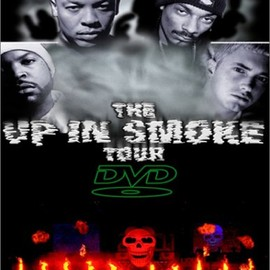 Dr.Dre , Snoop Dogg , Eminem , Ice Cube - The Up in Smoke Tour[DVD]