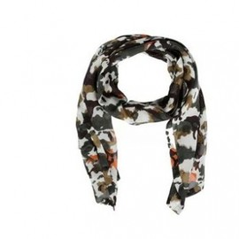 Dries Van Noten - 2013/SS, Oblong scarf Military green