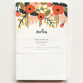 RIFLE PAPER CO. - Hanging Garden Notepad