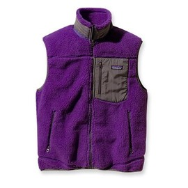 patagonia - 2010 Men's Classic Retro-X Vest Purple