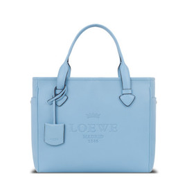 ロエベ - heritage tote bag light blue - Totes