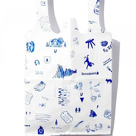 TOKYO CULTUART by BEAMS - PLACER WORKSHOP×ULTRA HEAVY / TYVEC Tote Bag
