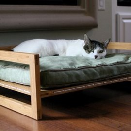 Pet Lounge Studios - Bambu Lounger