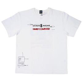 THE KING OF GAMES - 8bit展開図 Tシャツ