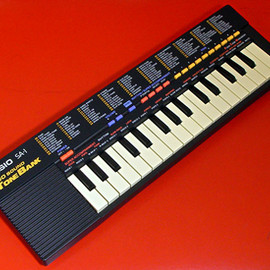 Casio - Tone Bank SA-1