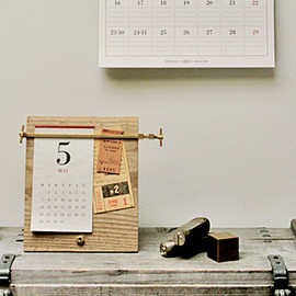 MUCU - CLAMP CALENDER