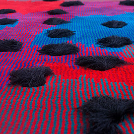 Truly Truly - Frequencies rug