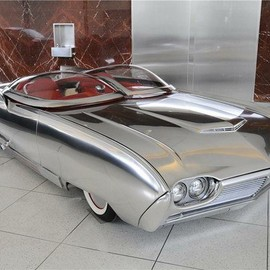 Ford - Thunderbird Custom (1961)