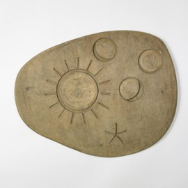 LE CORBUSIER - Constellation bas-relief for the Capital Complex Buildings, Chandigarh, India