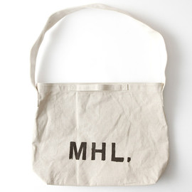MHL. - HEAVY LINEN CANVAS