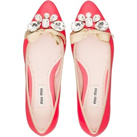 miu miu - Ballerina Flats