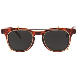 American Apparel - Vintage Removable Clip Sunglasses
