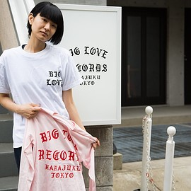 Big Love records - The only records store-T