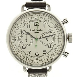 THE CITY TWO COUNTER CHRONOGRAPH