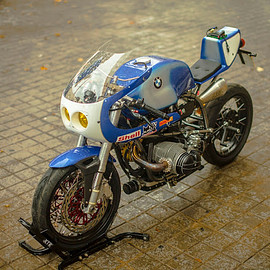 XTR Pepo - Don Luis / 1992 BMW R100R (Roadster)