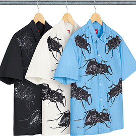 Supreme - Beetle S/S Shirt
