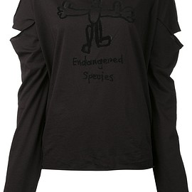 Vivienne Westwood Anglomania - Endangered Species カットソー