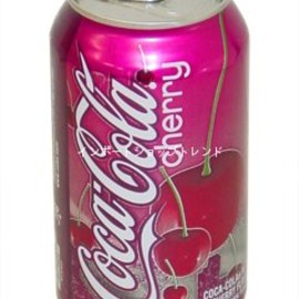 Coca-Cola - Cherry Coke 355ml