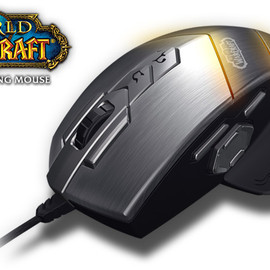 SteelSeries - World of WarcraftR MMO  Gaming Mouse