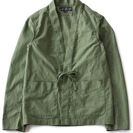 bal - KARATE Shirts Jacket (olive)