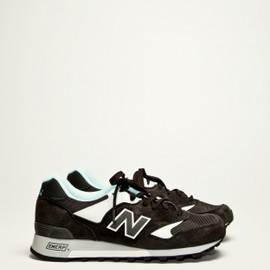 New Balance - M577 Black / Mint