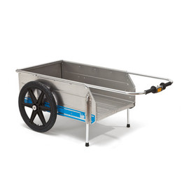 MANUFACTUM - Collapsible Aluminum Transport Cart | New Products
