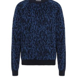 Patrik Ervell - Digital Pattern Sweater