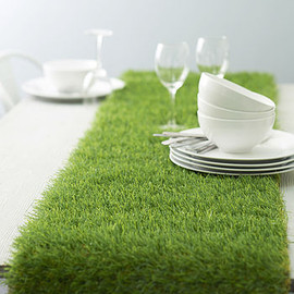 Evergreen Direct - Artificial Grass Table Runner