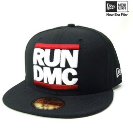NEW ERA - 59FIFTY Live Nationコラボモデル RUN DMC L861