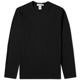 COMME des GARCONS SHIRT - LONG SLEEVE CLASSIC TEE