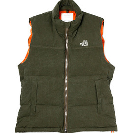 READYMADE - DOWN VEST