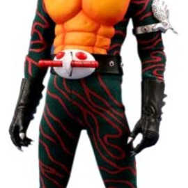 Real Action Heroes 220DX - 仮面ライダーアマゾン
