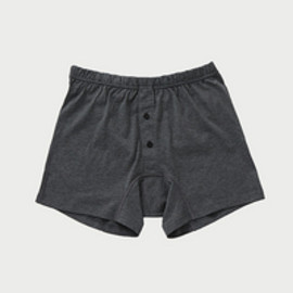 SUNSPEL - Mens Two Button Shorts