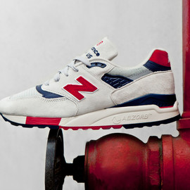 "New Balance, J.Crew - M998 ""Independence Day"""
