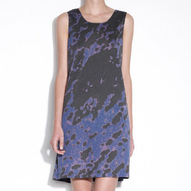 A.P.C. - Allover print dress