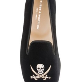 stubbs & wootton - Skull Black 1