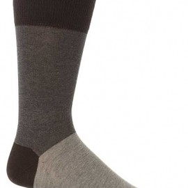 JOHN SMEDLEY - Mens 1 Pair John Smedley Sea Island Cotton Block Stripe Socks In 4 Colours