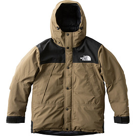 THE NORTH FACE - Mountain Down Jacket / BE マウンテンダウンジャケット ビーチグリーン ND91837
