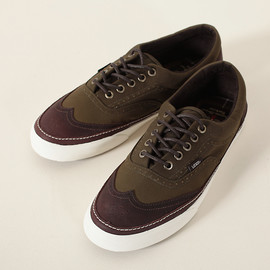 VANS - VANS ERA WINGTIP CA BARBOUR