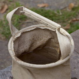 Best Made Company - French Army Collapsing Linen Bucket