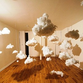 indoor cloud installation