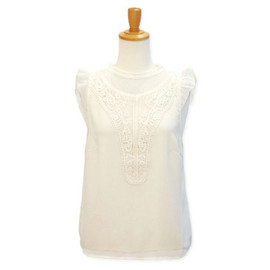 flower - classic lace top