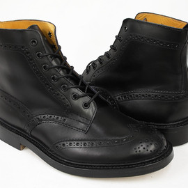 Tricker's - Country Boots MALTON BLK