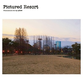 PICTURED RESORT - PHENOMENON ON MY PILLOW(7inch+CD)