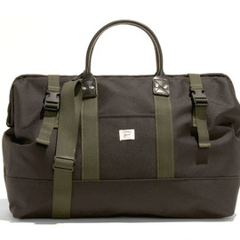 BILLYKIRK - No. 317 Large Carryall, Black Sport