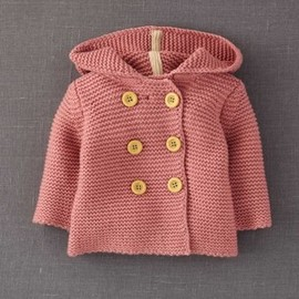 Mini Boden knitted jacket
