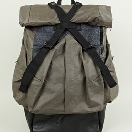 Christopher Raeburn - Remade Large Military Fabric Backpack