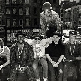 Run DMC Beastie Boys - Run DMC and the Beastie Boys
