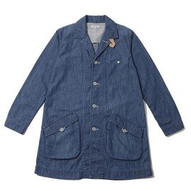 BiceSter - Light Ounce Denim Denim Engineer Coat