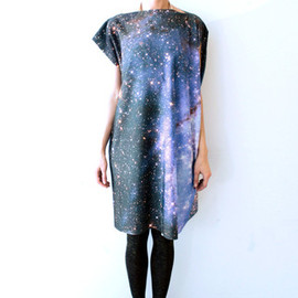 Shadowplaynyc - Nebula Dress, Small Magellanic Cloud.